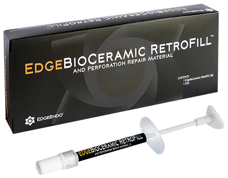 EdgeBioCeramic RetroFill™ and Perforation Repair